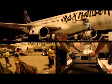 Iron Maiden - Behind the Beast (Trailer)