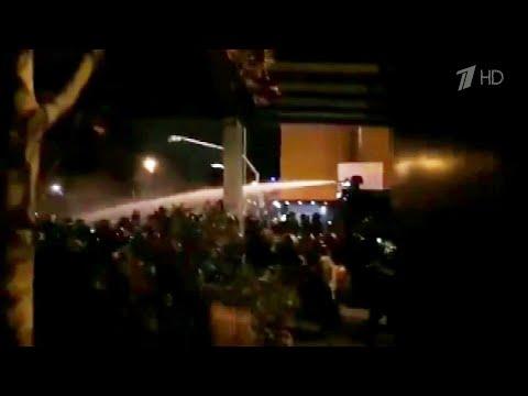 В Тегеране акция