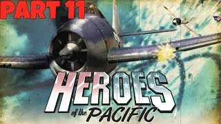Heroes of the Pacific - Campaign Walkthrough: Battle of Midway