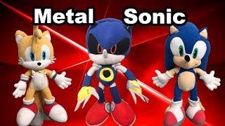 TT Short: Metal Sonic