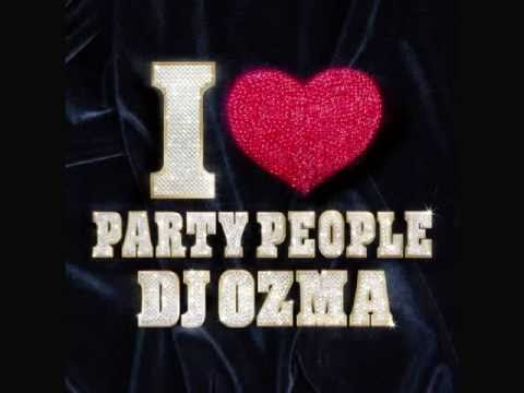 DJ OZMA-DISCO KING