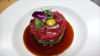 Tuna Tartar - How To Make Sushi Series