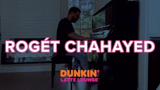 Rogét Chahayed Performs At The Dunkin Latte Lounge