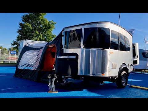 2020 Airstream Basecamp X Travel Trailer & Tent Introduction