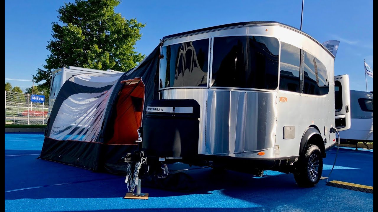 Airstream Basecamp For Sale >> 2020 Airstream Basecamp X Travel Trailer Tent Introduction