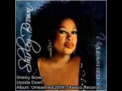 Upside Down by Shirley Brown