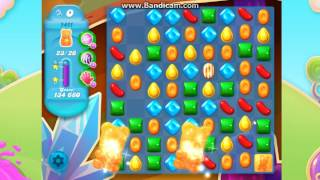 CANDY CRUSH SODA Saga Level 1410-1411 ★★★