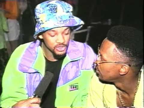 Will Smith Interview - Before His Box Office Super Stardom
