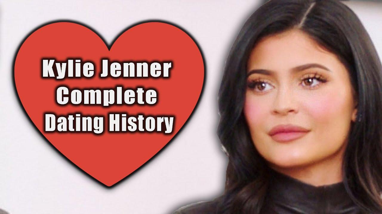 Kylie Jenner Complete Dating History Timeline