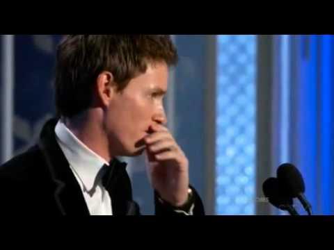 Eddie Redmayne Wins Best Actor in a Motion Picture, drama | Golden Globe 2015