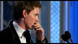 eddie redmayne wins best actor in a motion picture drama golden globe 2015