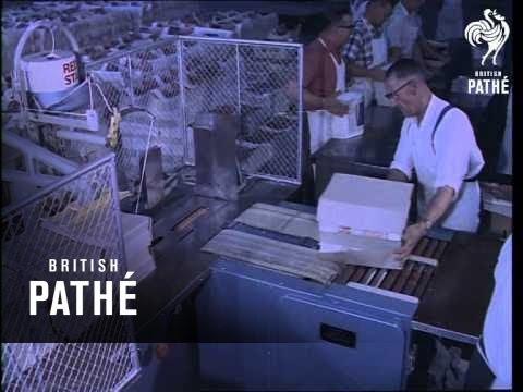 Magazine Printing Process (1968)