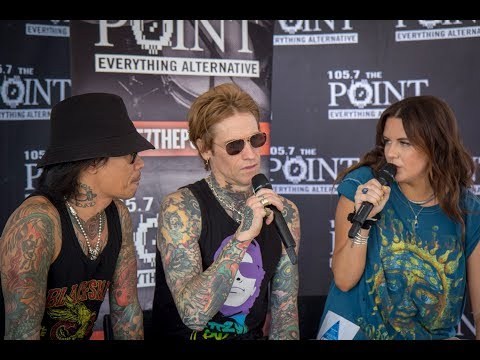 Buckcherry on wedding songs, new music, and more