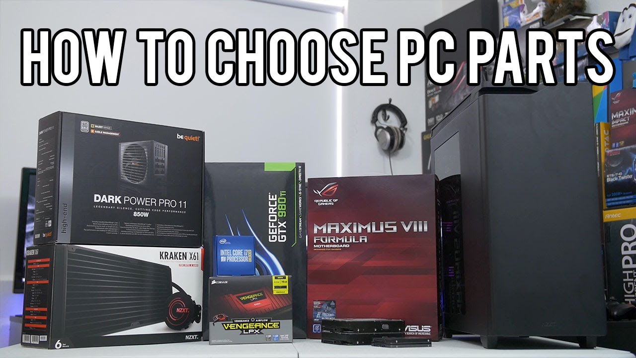 Howto Select A Pc