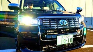 Новые такси для иностранцев. Япония готовится к олимпиаде 2020