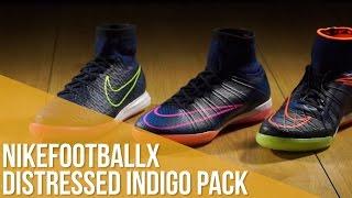 NikefootballX Indigo Pack / HypervenomX, MercurialX y MagistaX