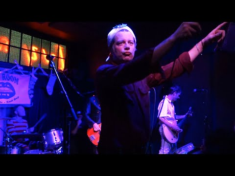 The Coverups (Green Day) - Jumpin' Jack Flash (The Rolling Stones cover) – Secret Show, Albany