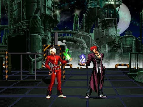 Ash Crimson Vs Iori Yagami XIV