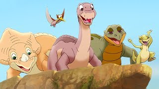 The Land Before Time Full Episodes | The Hermit of Black Rock 118 | HD | Videos For Kids