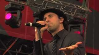 Maximo Park Live - The National Health @ Sziget 2012