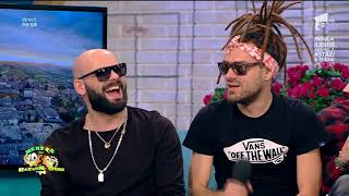 Satra BENZ - Dubai live la Neatza cu Razvan si Dani ( HD Version)