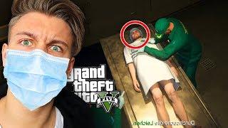 GTA 5: Wir brechen in das NEUE Krankenhaus ein ! 😱