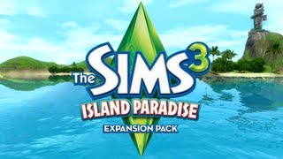 LGR - The Sims 3 Island Paradise Review