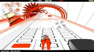 Lemonade Mouth (Naomi Scott)-She's So Gone (Audiosurf Video)