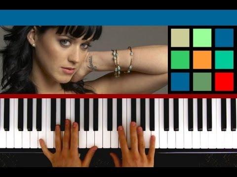 How To Play Last Friday Night Tgif Piano Tutorial Katy