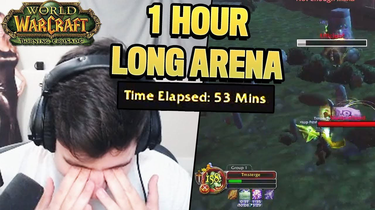 STUCK IN A GAME FOREVER? TBC Season 2 BABY!