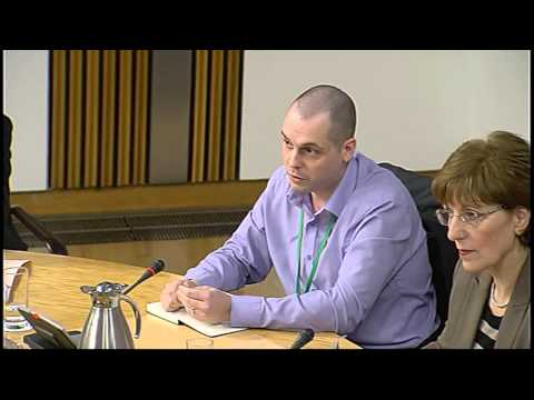 Equal Opportunities Committee - Scottish Parliament: 13th March 2014