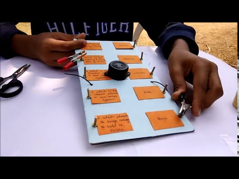 how to make an electronic (electric) quiz board youtubehow to make an electronic (electric) quiz board