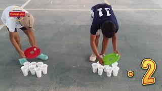 3 juegos de educación física que te dejarán con la boca a...