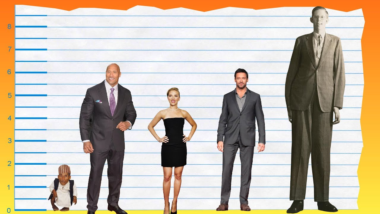 Image result for how tall is dwayne johnson