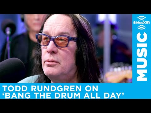 Todd Rundgren on His Most Successful Song, 'Bang The Drum All Day' Mp3