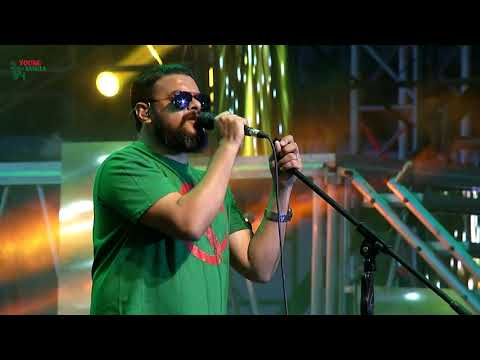 Arbovirus   Roder Kinare    Joy Bangla Concert 2019