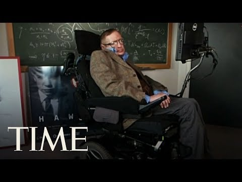 Stephen Hawkings Most Memorable Quotes About Space, Physics & Theory Of Everything | TIME