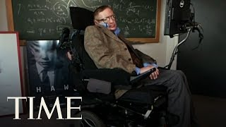 Video Stephen Hawking's Most Memorable Quotes About Space, Physics & Theory Of Everything | TIME download MP3, 3GP, MP4, WEBM, AVI, FLV Maret 2018