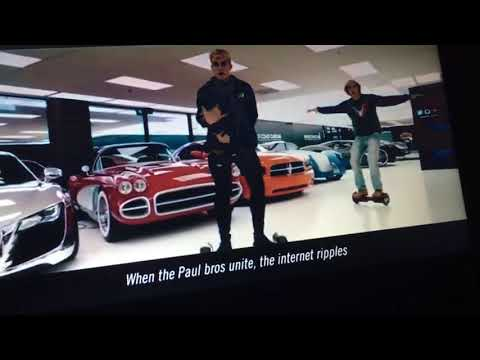 The Rise Of The Paul's (Official Music Video) feat. Jake Paul #TheSecondVerse REACTION