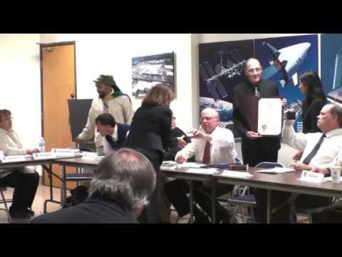 Canoga Park NC Award To DiSimone Foundation DEC 10 2014