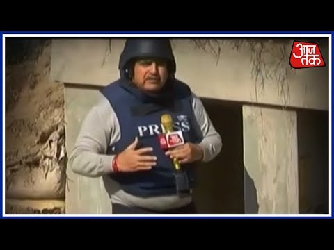 Pakistan's Provocation Continues   AajTak Exclusive Ground Report From The LoC