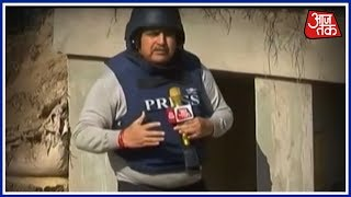 Pakistans Provocation Continues  AajTak Exclusive Ground Report From The LoC