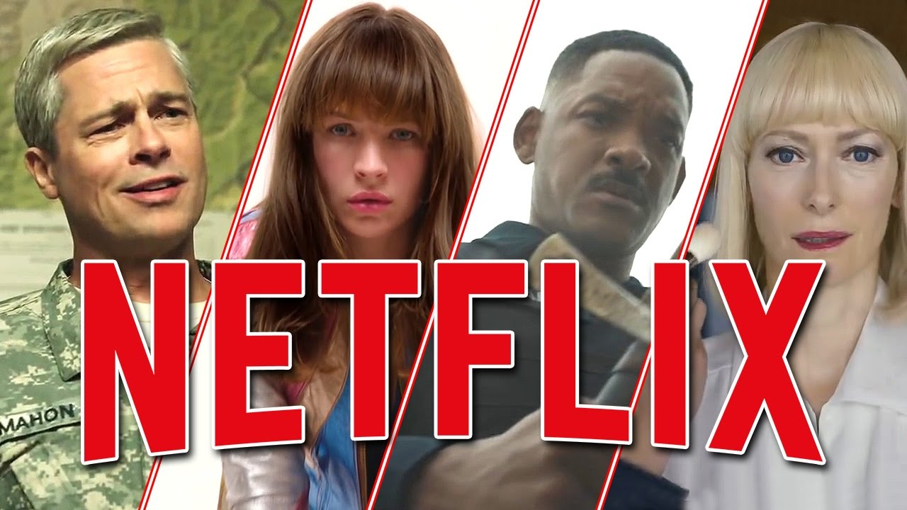 Netflix Upcoming Original Series And Films Trailer