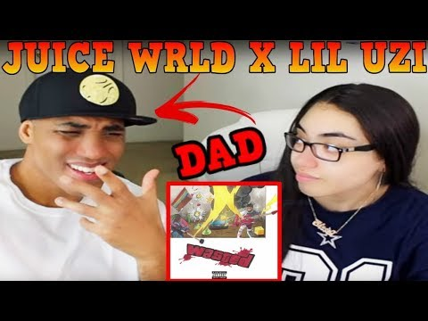 MY DAD REACTS TO Juice WRLD – Wasted (feat. Lil Uzi Vert) REACTION