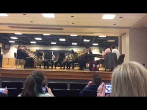 Fishers High School Trombone Choir 2017