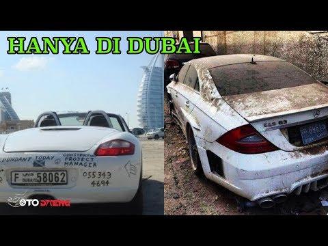 Dubai Kesulitan Buang Sampah Mobil Mewah! 10 Mobil Mewah Yang Hanya Jadi Sampah