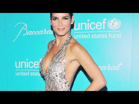 Angie Harmon @ 4th Annual UNICEF Audrey Hepburn Society Ball
