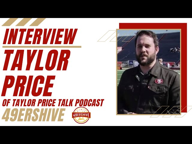 Interview: Taylor Price of the Taylor Price Talk Podcast!