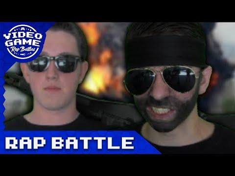 Call of Duty vs. Battlefield - Video Game Rap Battle