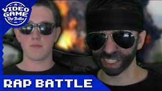 Call of Duty vs. Battlefield - Video Game Rap Battle